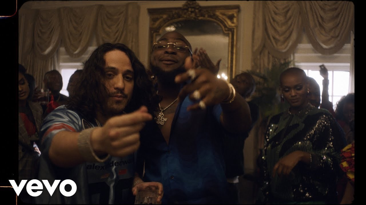AUDIO & VIDEO: Russ – All I Want ft. Davido