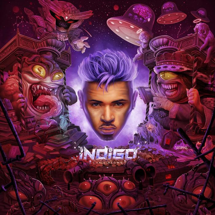 Chris Brown – Don't Check On Me ft. Justin Bieber & Ink