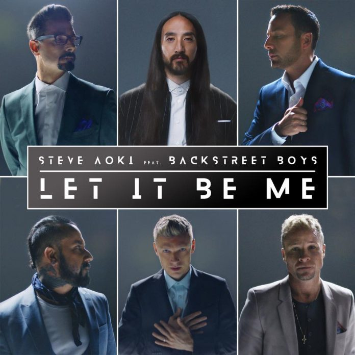 Steve Aoki – Let It Be Ft. Backstreet Boys