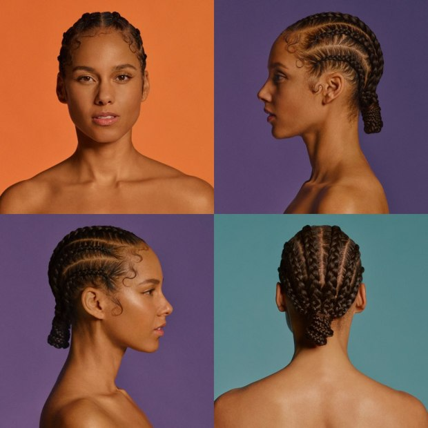 Download Mp3: ALICIA KEYS – Authors Of Forever