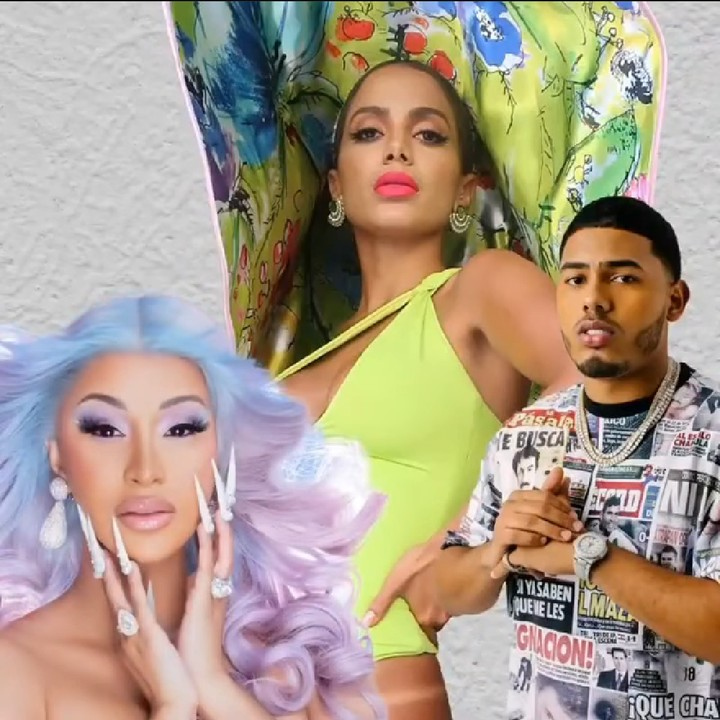 Download Mp3: Anitta Ft. Cardi B & Myke Towers – Me Gusta