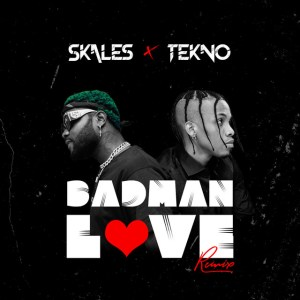 Download Mp3: Skales & Tekno – Badman Love (Remix)