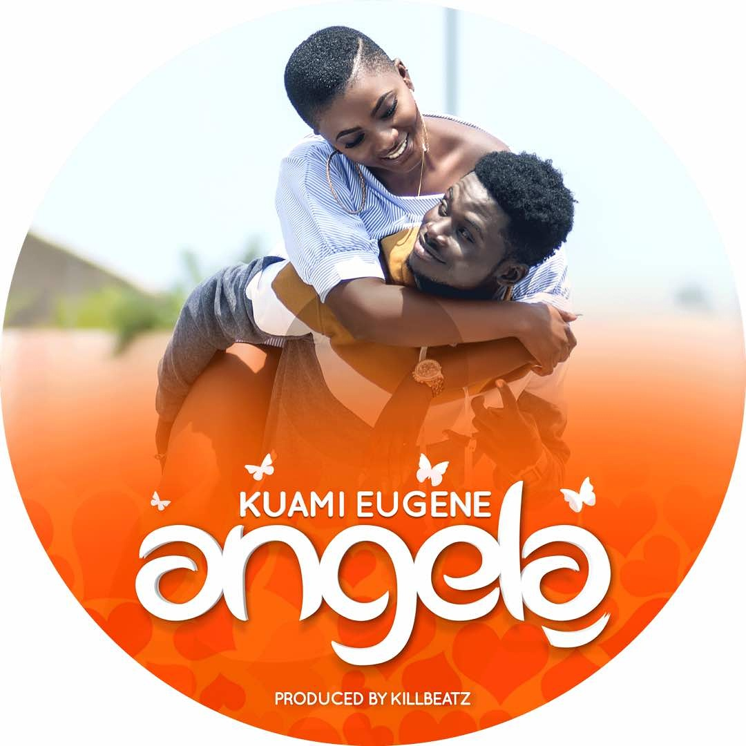 Download Mp3: Kuami Eugene – Angela