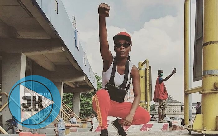 #EndSARS: DJSwitch Shares The Full Story Of What Happened During The Lekki Tollgate Shooting (Video)