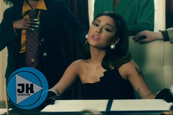 Download Video: Ariana Grande – Positions