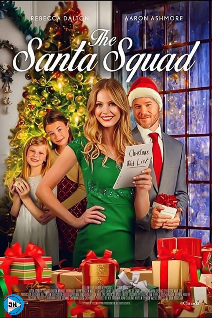 Download Movie: The Santa Squad (2020)