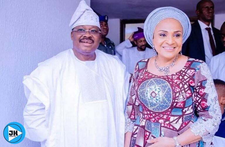 Florence Ajimobi Celebrates 40th Wedding Anniversary With Late Husband, Abiola Ajimobi