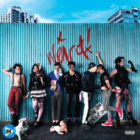 Download Album: YUNGBLUD – weird!